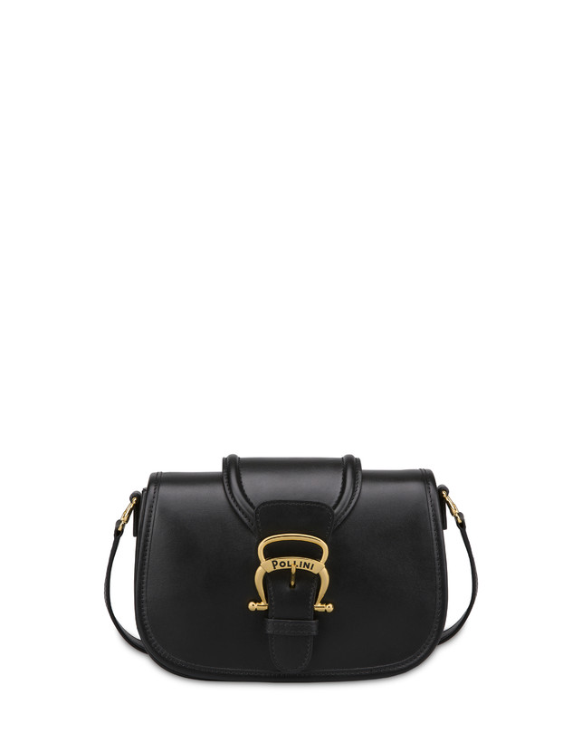 Cabiria Buckle calfskin shoulder bag Photo 1