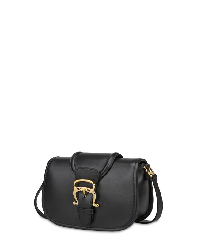 Cabiria Buckle calfskin shoulder bag Photo 2