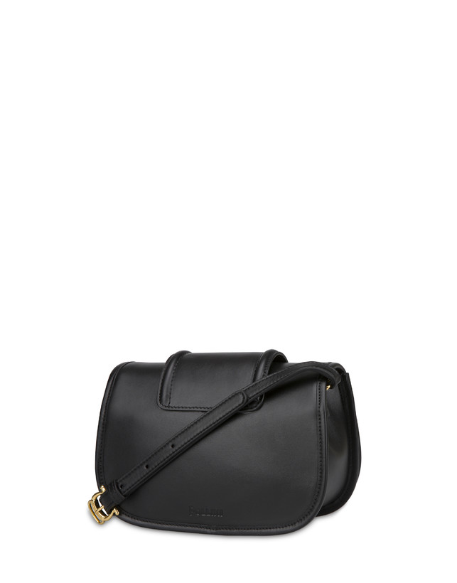 Cabiria Buckle calfskin shoulder bag Photo 3