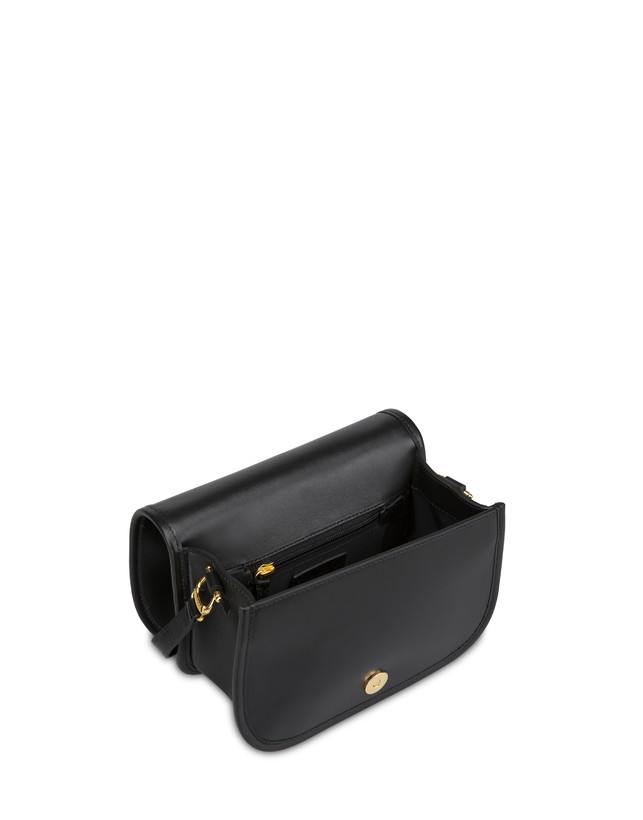 Cabiria Buckle calfskin shoulder bag Photo 4