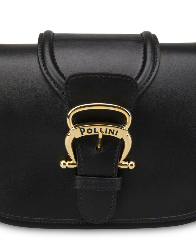 Cabiria Buckle calfskin shoulder bag Photo 5