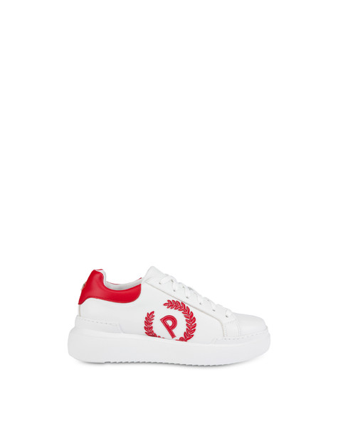 Sneakers White/red
