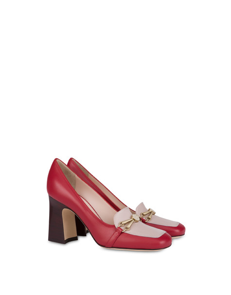Pumps Ruby/nude