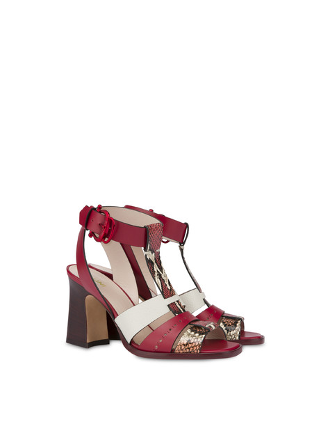 Sandals Ruby/ruby/ivory