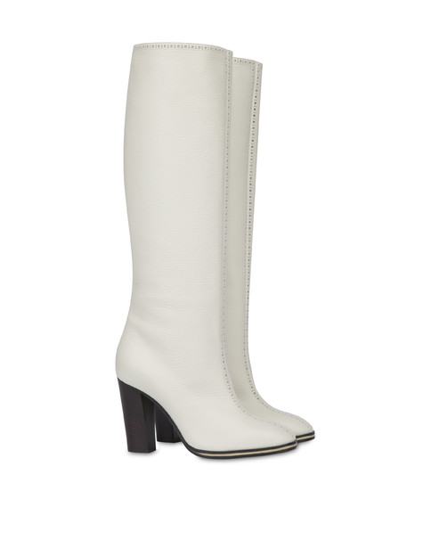 Boots Ivory