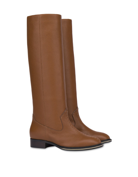 Boots Leather brown