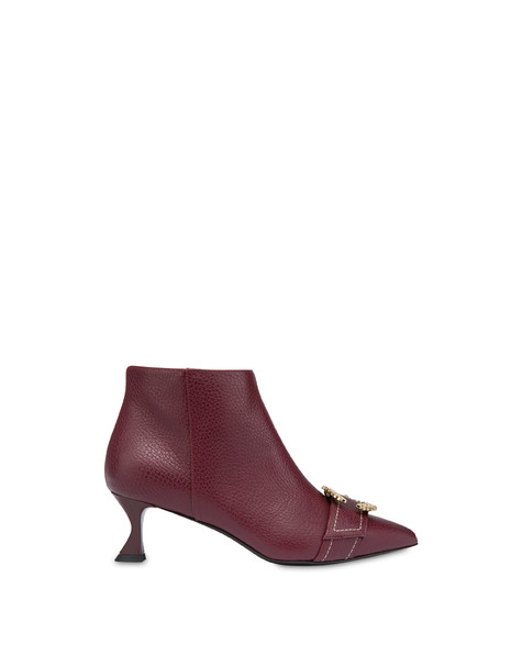 Breakfast At Tiffany's calfskin ankle boots Brunello