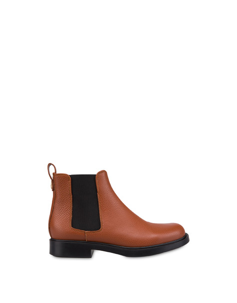 Beatles ankle boots in Classic Horse calfskin Burned